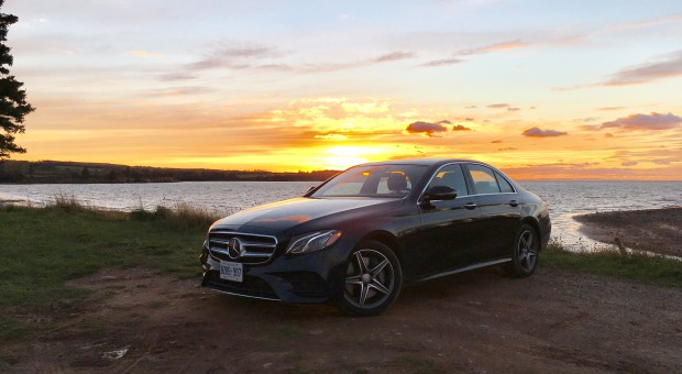 Test Drive: 2017 Mercedes-Benz E300 4Matic