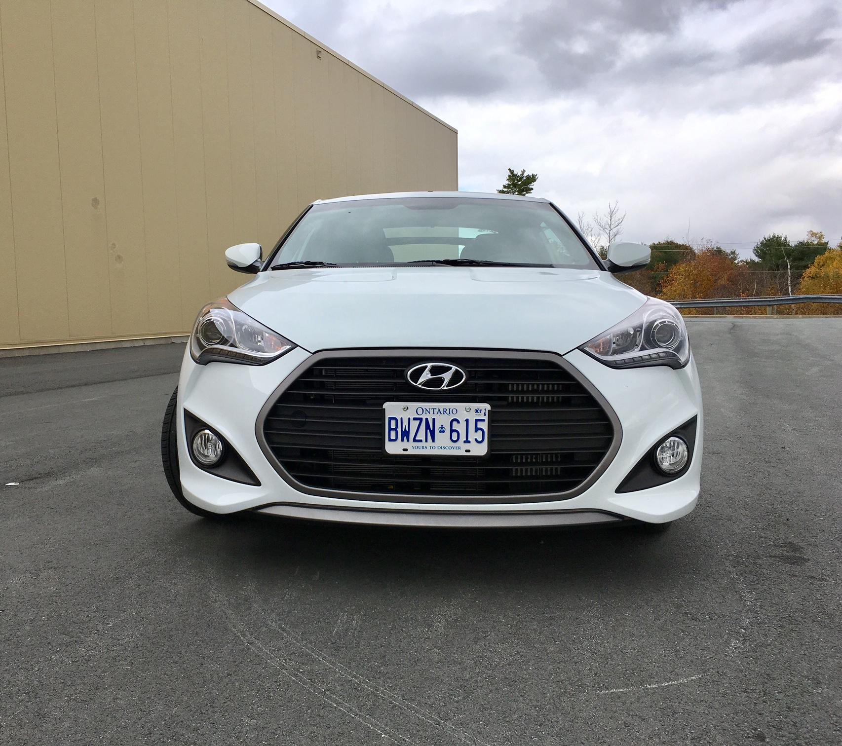 Hyundai Veloster Turbo Used: Test Drive: 2016 Hyundai Veloster Turbo