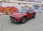 Test Drive: 2017 Infiniti QX30 AWD