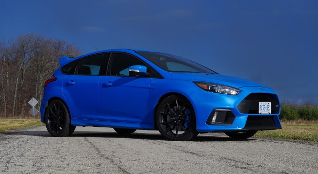 Test Drive: 2016 Ford Focus RS
