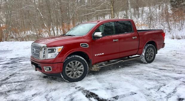 Test Drive: 2017 Nissan Titan Platinum Reserve
