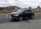 Test Drive: 2017 Acura MDX Elite