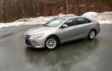 Test Drive: 2017 Toyota Camry Hybrid