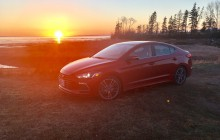 Review: 2017 Hyundai Elantra Sport