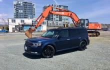 Review: 2017 Ford Flex Limited Ecoboost