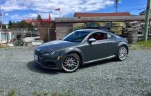 Review: 2017 Audi TTS Technik