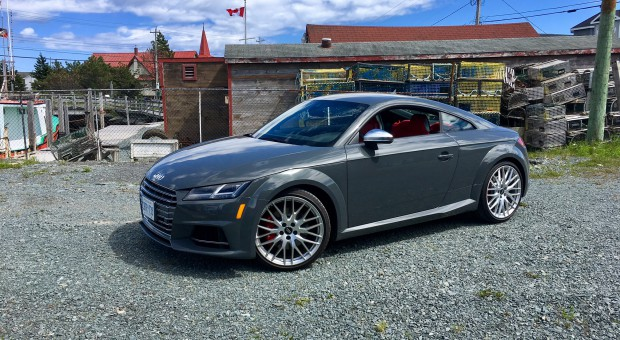 Review: 2017 Audi TTS Technik
