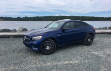 Review: 2017 Mercedes-AMG GLC 43 Coupe