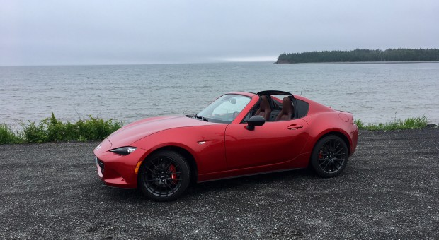 Review: 2017 Mazda MX-5 RF