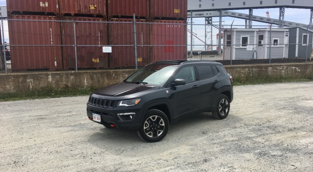 Review: 2017 Jeep Compass Trailhawk
