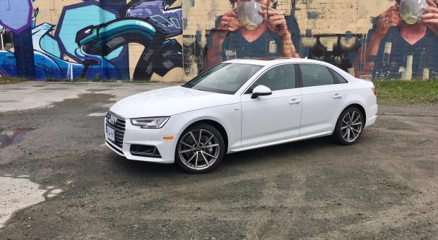Review: 2017 Audi A4 Technik