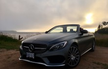 Review: 2017 Mercedes-AMG C43 Cabriolet