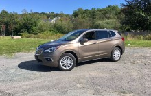 Review: 2017 Buick Envision Preferred AWD