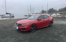 Review: 2018 Acura TLX SH-AWD V6 Elite A-Spec
