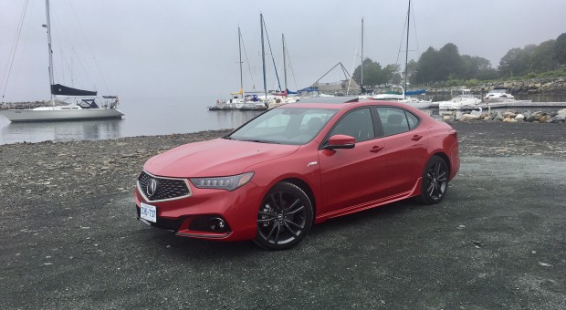Review: 2018 Acura TLX SH-AWD V6 Elite A-Spec