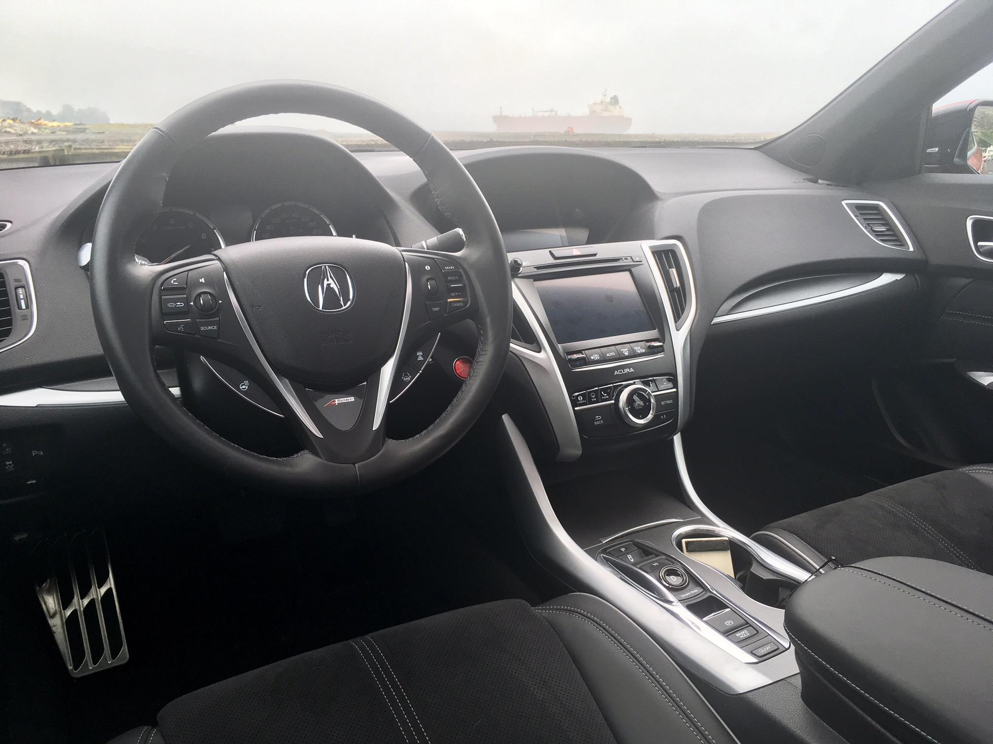 Review 2018 Acura Tlx Sh Awd V6 Elite A Spec