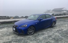 Review: 2017 Lexus IS 350 AWD F-Sport
