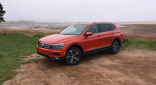 Review: 2018 Volkswagen Tiguan Highline