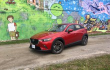 Review: 2018 Mazda CX-3 GX 6-Speed Manual