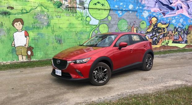 Review: 2018 Mazda CX-3 GX 6-Speed Manual