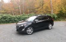 Review: 2018 Chevrolet Equinox Premier