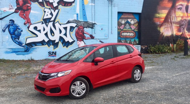 Review: 2018 Honda Fit LX