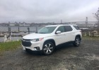 Review: 2018 Chevrolet Traverse True North Edition