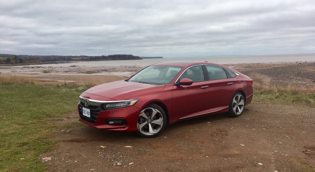 Review: 2018 Honda Accord 1.5 Touring