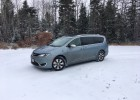 Review: 2017 Chrysler Pacifica Hybrid