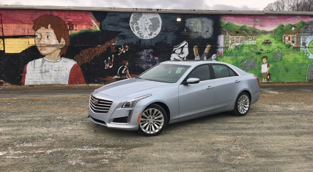 Review: 2018 Cadillac CTS Premier Luxury