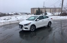 Review: 2018 Hyundai Accent GLS