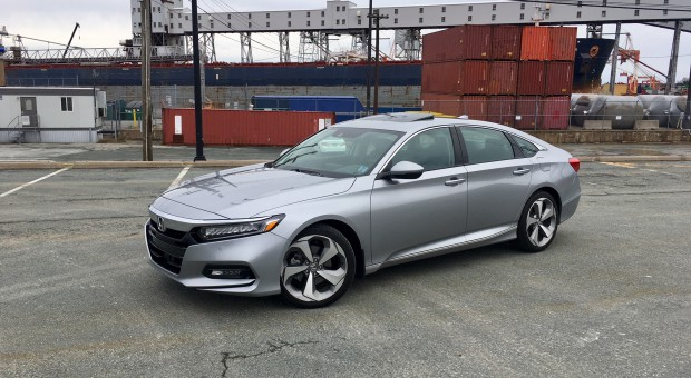 Quick Drive: 2018 Honda Accord 2.0T Touring