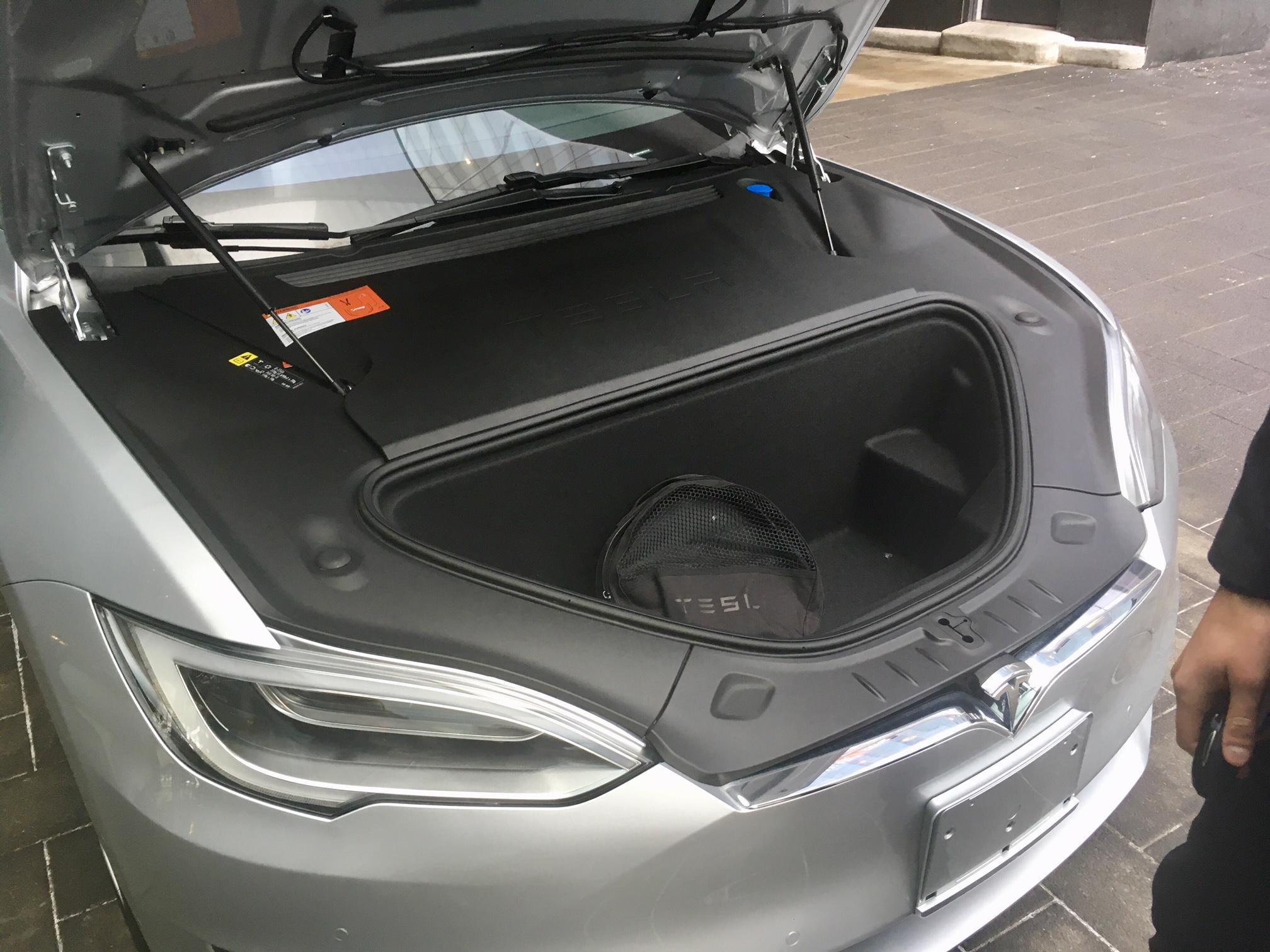 Review 2018 Tesla Model S P100d