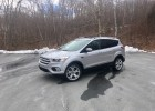 Review: 2018 Ford Escape Titanium