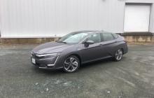 Review: 2018 Honda Clarity Touring