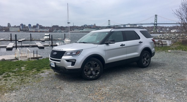 Review: 2018 Ford Explorer Sport