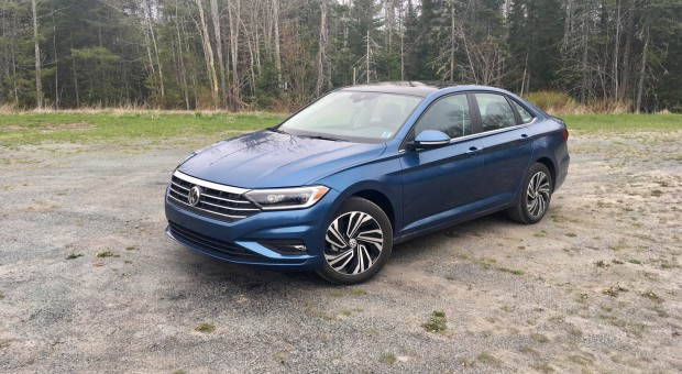 Review: 2019 Volkswagen Jetta Execline