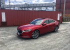 Review: 2018 Mazda6 Signature