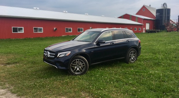 Review: 2018 Mercedes-Benz GLC 350e