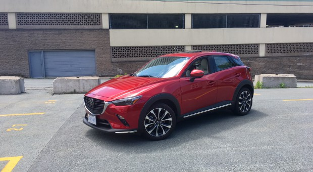 Review: 2019 Mazda CX-3 GT