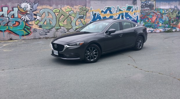 Review: 2018 Mazda6 GS-L