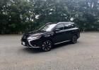 Review: 2018 Mitsubishi Outlander PHEV