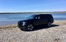 Review: 2018 Chevrolet Suburban Premier
