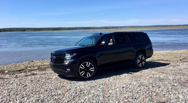 Review: 2018 Chevrolet Suburban Premier