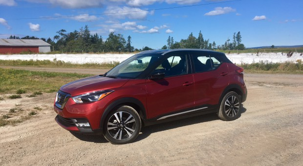 Review: 2018 Nissan Kicks SR