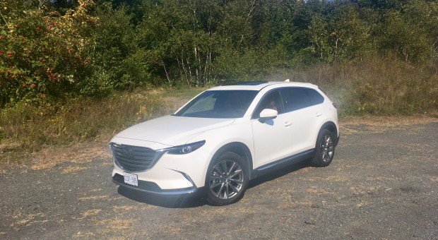 Review: 2019 Mazda CX-9 Signature