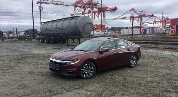 Review: 2019 Honda Insight Touring