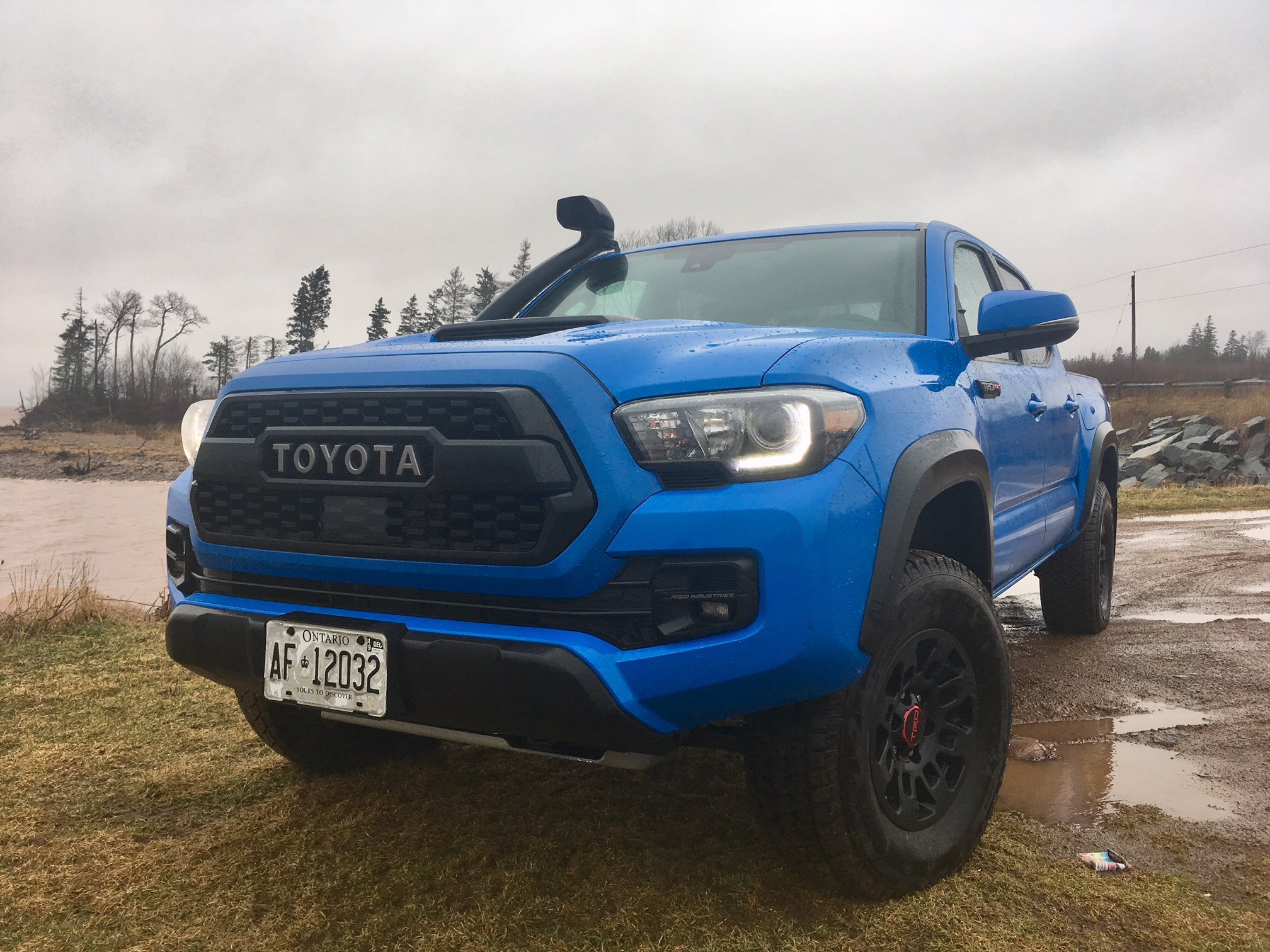 Review: 2019 Toyota Tacoma TRD Pro