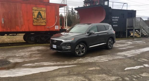 Review: 2019 Hyundai Santa Fe 2.0T Ultimate