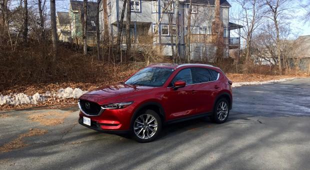 Review: 2019 Mazda CX-5 Signature